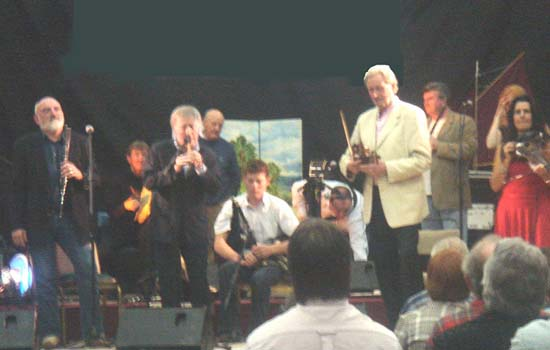 Malachy & Chieftains